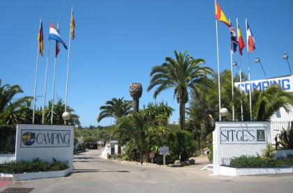 Camping-sitges